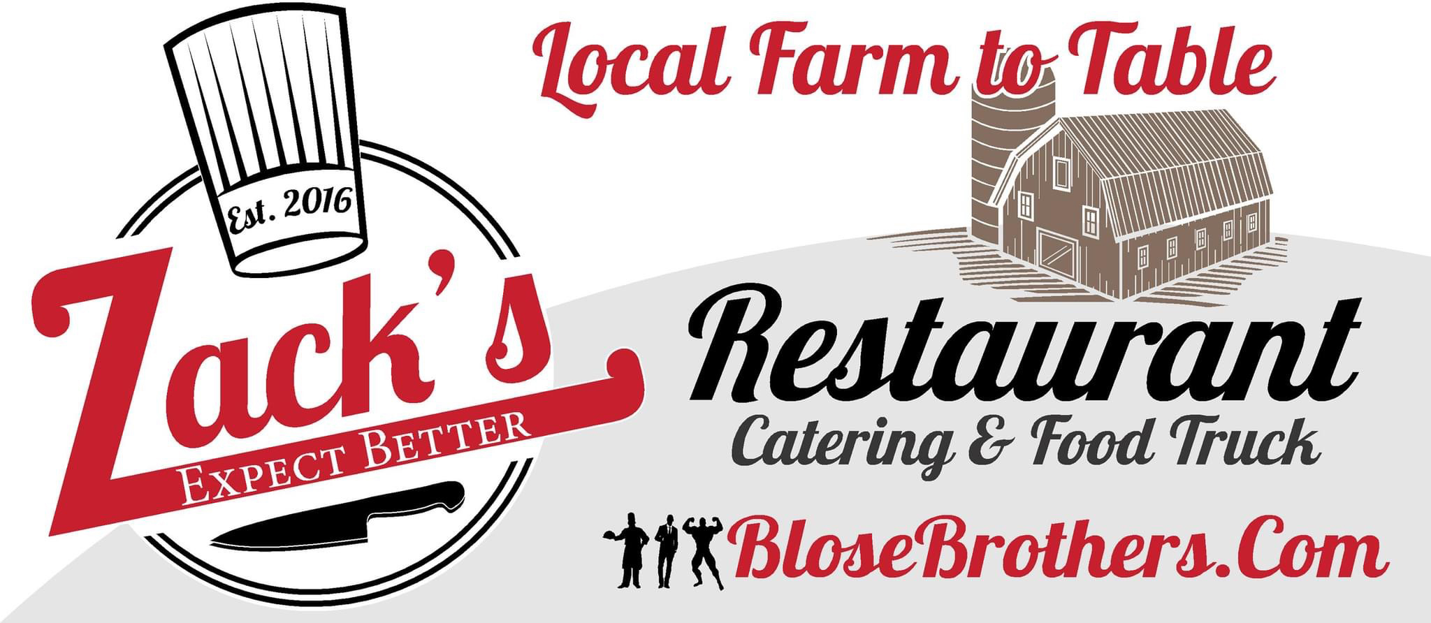 Zack's Local Farm to Table Restaurant & Catering